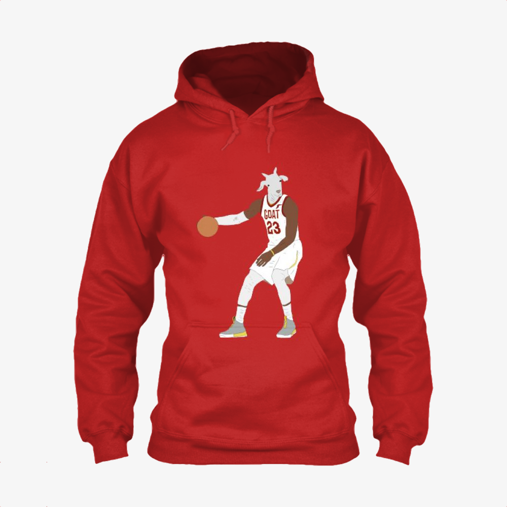 The Goat, Lebron James Classic Hoodie