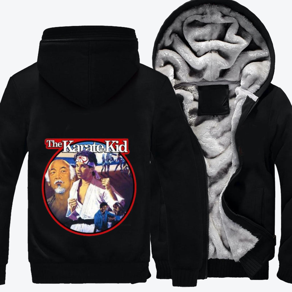 Karate, The Karate Kid Fleece Jacket