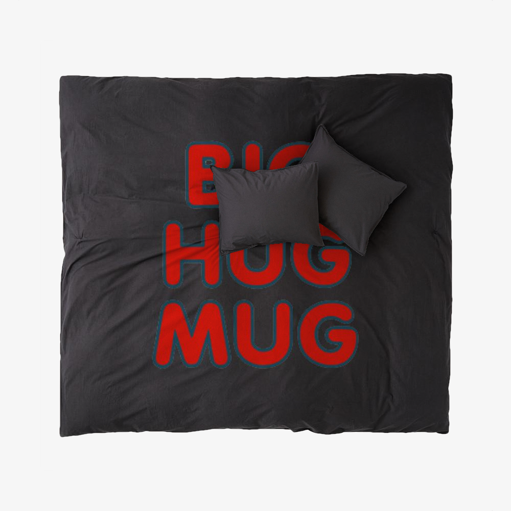 Big Hug Mug, The Expanse (tv Series) Duvet Cover Set