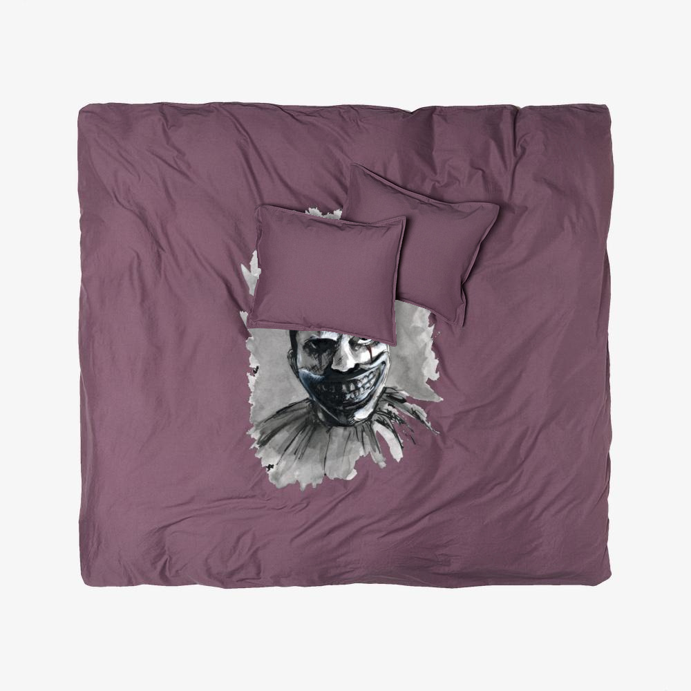 Clown, The Expanse (tv Series) Duvet Cover Set