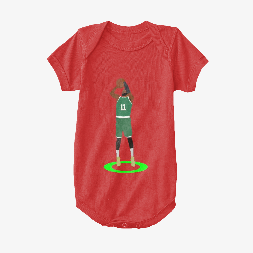 Kyrie Irving Green Light, National Basketball Association Baby Onesie