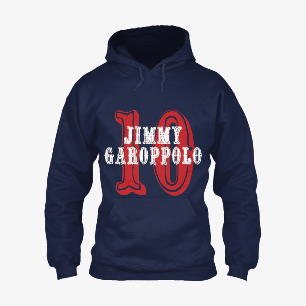 The Goat, Jimmy Garoppolo Classic Hoodie