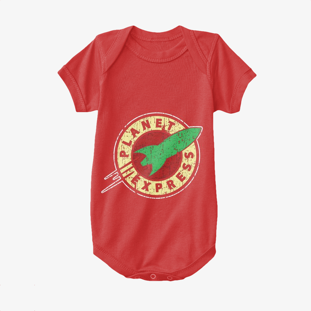 Planet Express, The Simpsons Baby Onesie