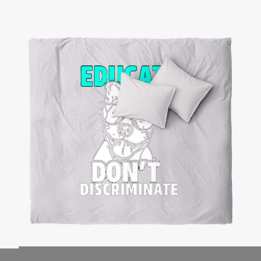 The Pitbull Educate, Pitbull Duvet Cover Set