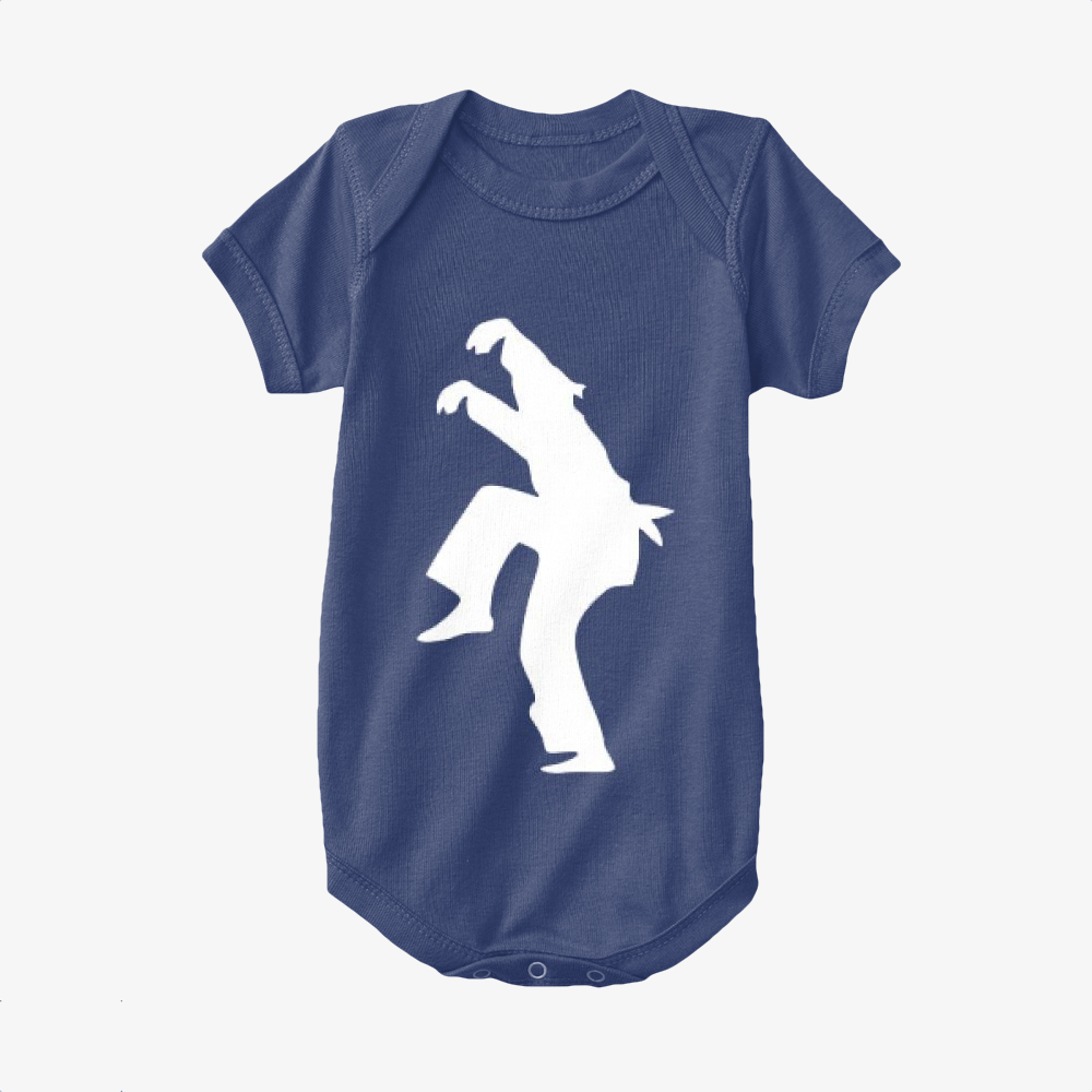 The Crane, The Karate Kid Baby Onesie
