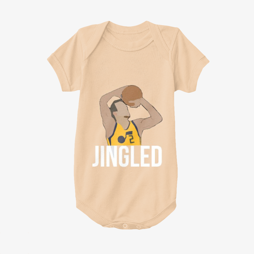Joe Ingles, National Basketball Association Baby Onesie