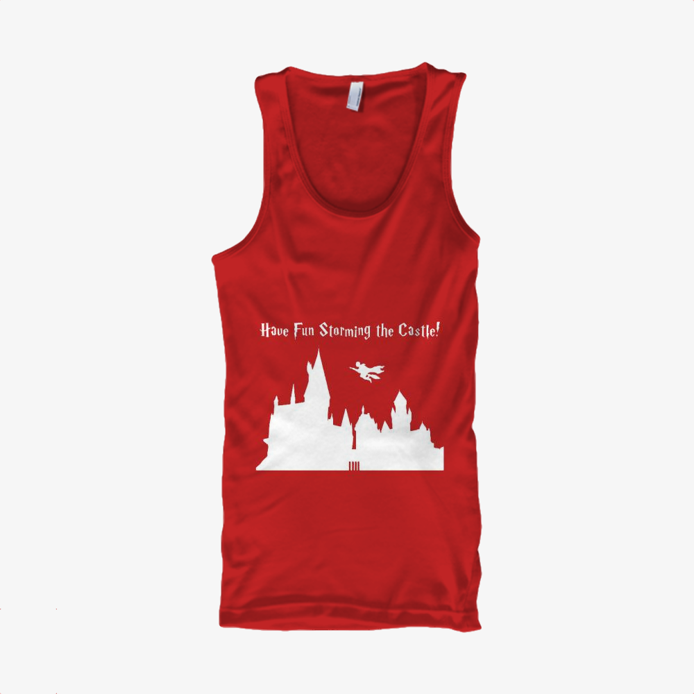 Harry Potter And The Princess Bride, Harry Potter Classic Tank Top