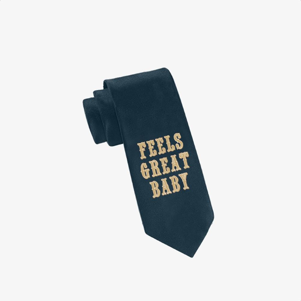Feels Great Baby, Jimmy Garoppolo Twill Silk Tie