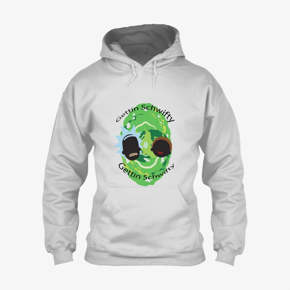 Shwifty, Rick And Morty Classic Hoodie