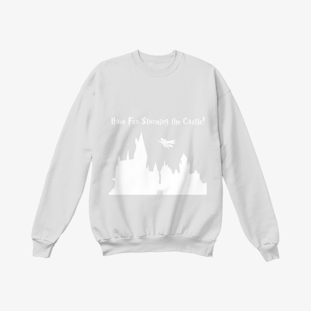 Harry Potter And The Princess Bride, Harry Potter Crewneck Sweatshirt