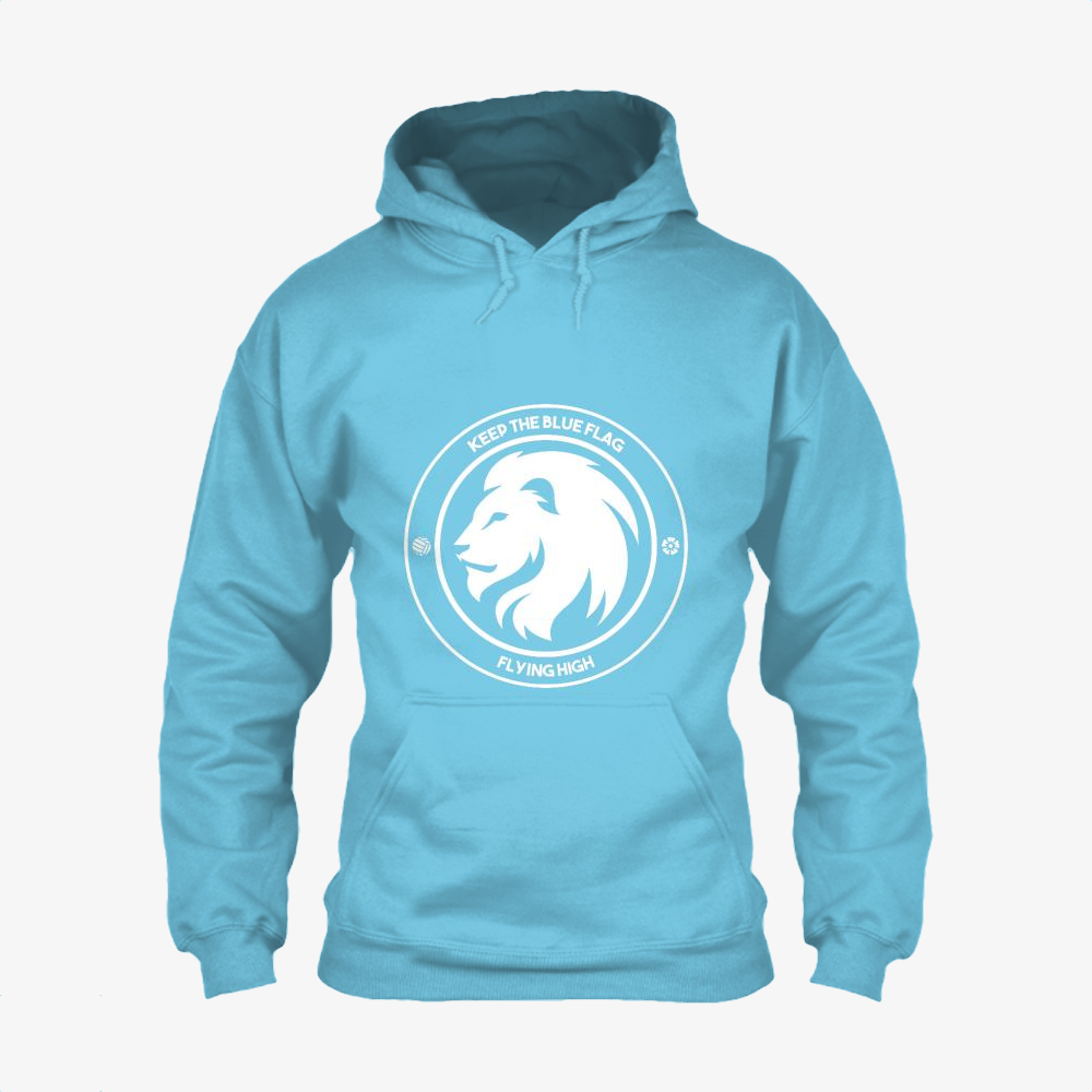 Keep The Blue Flag Flying High, Chelsea Fc Classic Hoodie