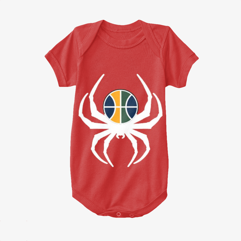 Donovan Spida Mitchell, National Basketball Association Baby Onesie