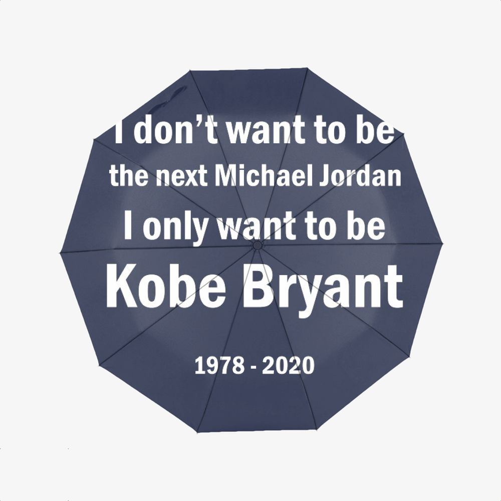 I Only Want To Be, Kobe Bryant Classic Umbrella