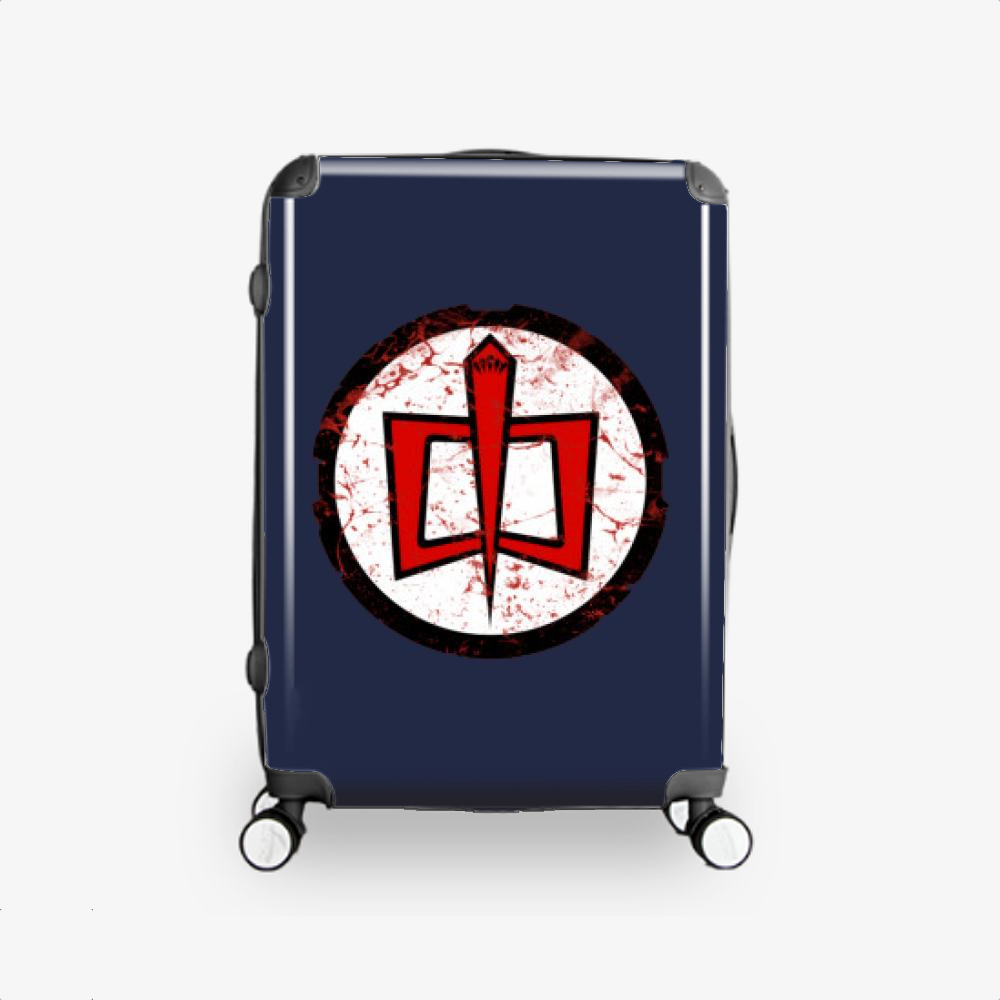 Greatest American Hero, The Expanse (tv Series) Hardside Luggage