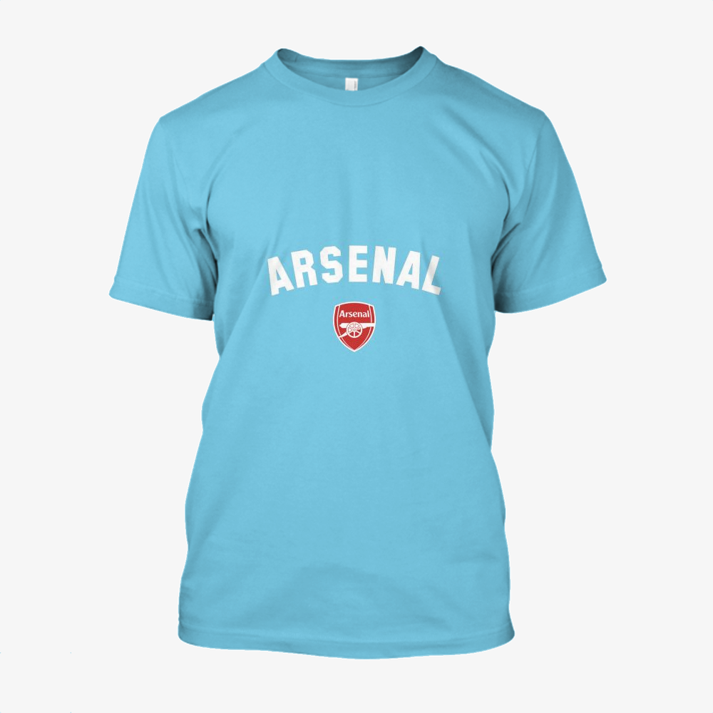 Arsenal The Gunners, Arsenal Fc Cotton T-Shirt
