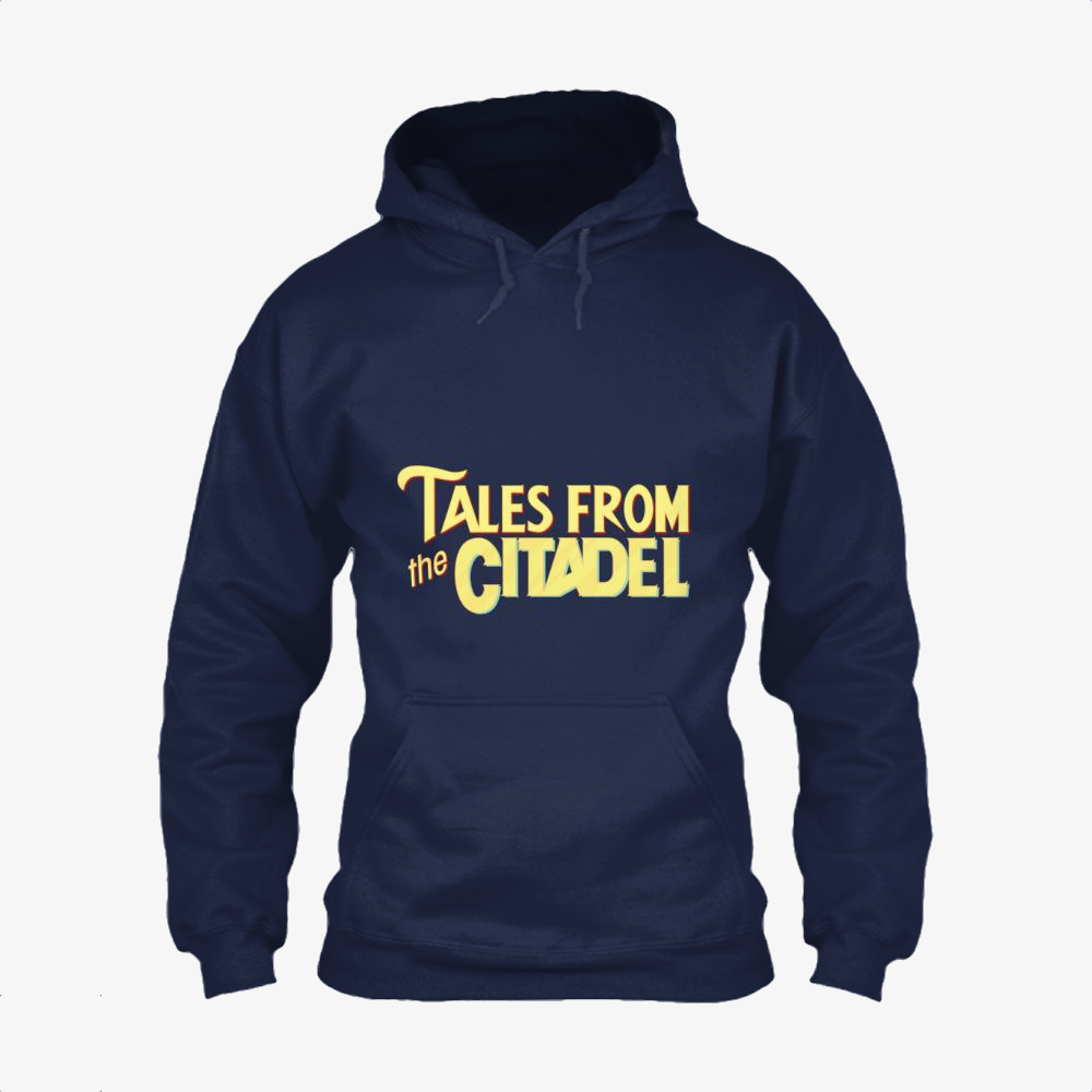 Tales From The Citadel, Rick And Morty Classic Hoodie