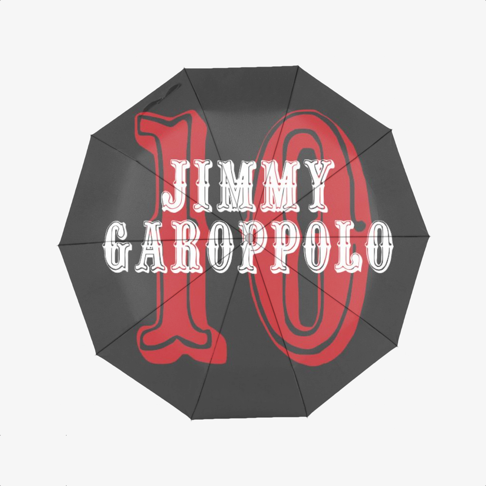The Goat, Jimmy Garoppolo Classic Umbrella