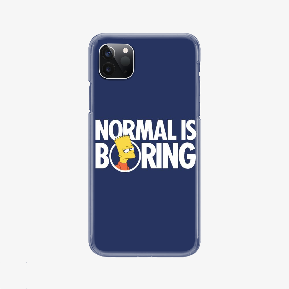 Bart Simpsons Boring, The Simpsons Phone Case