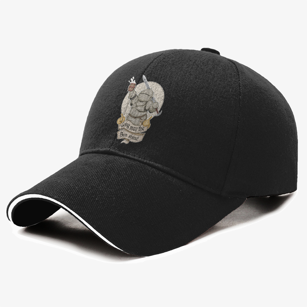 Long May The Sun Shine, Dark Souls Baseball Cap
