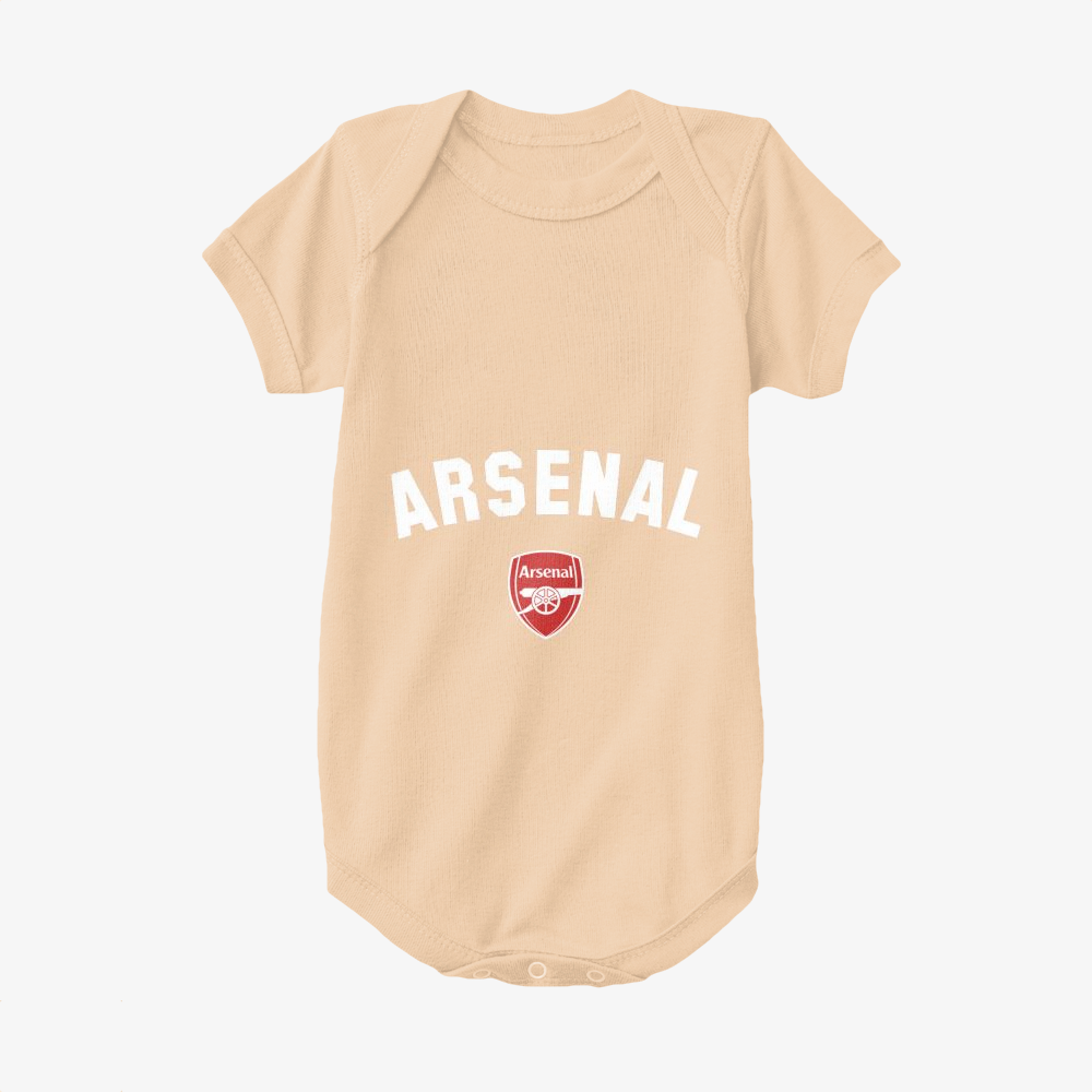 Arsenal The Gunners, Arsenal Fc Baby Onesie