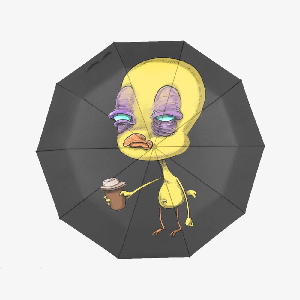 Tweety Before Coffee, Tweety Classic Umbrella