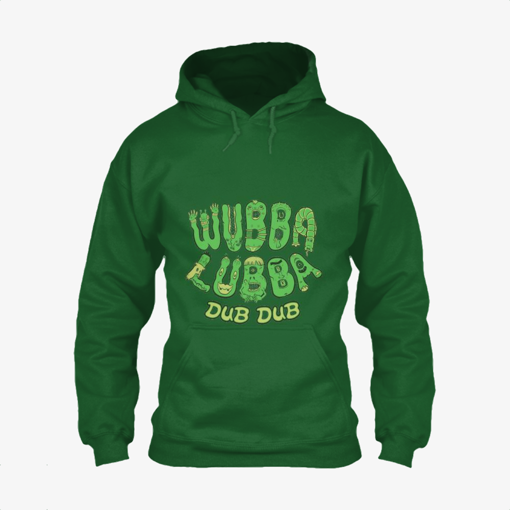 Wubba Lubba Dub Dub, Rick And Morty Classic Hoodie