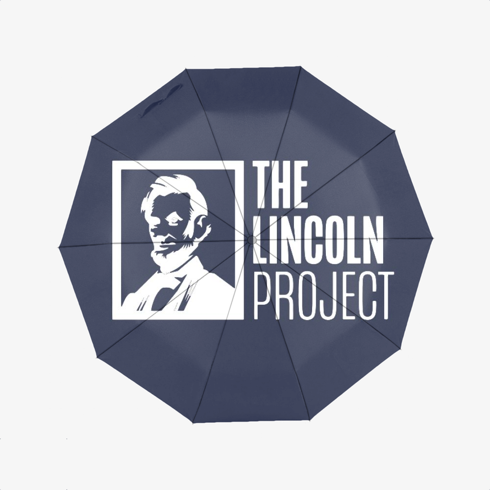 The Lincoln Project, Abraham Lincoln Classic Umbrella
