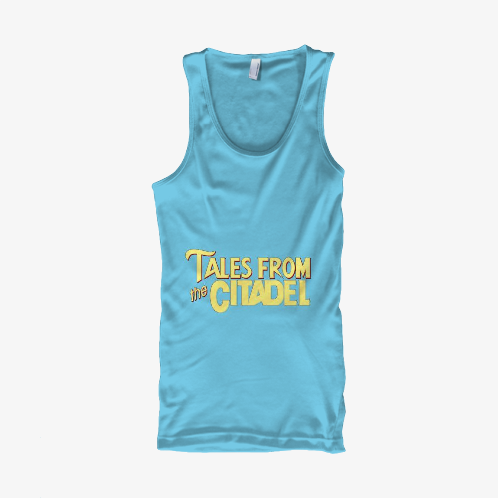 Tales From The Citadel, Rick And Morty Classic Tank Top