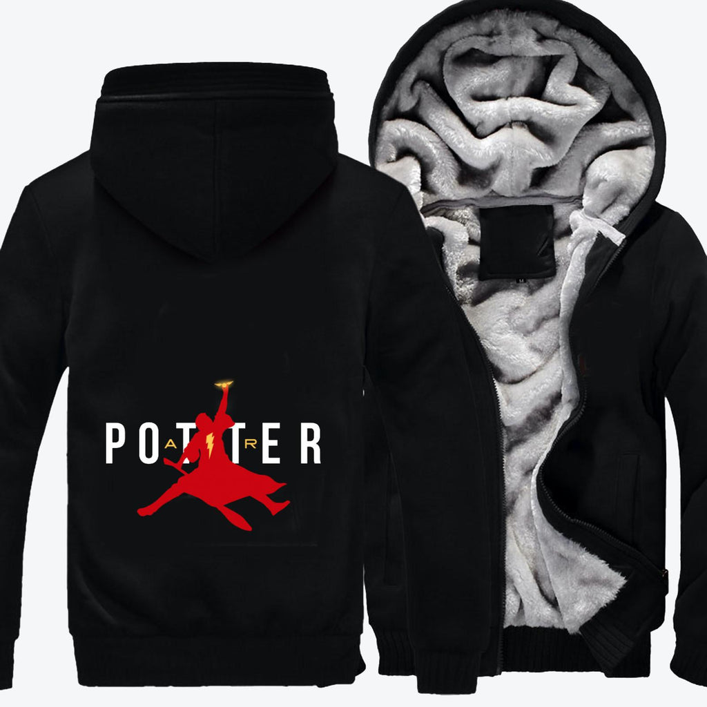 Air Potter, Harry Potter Fleece Jacket