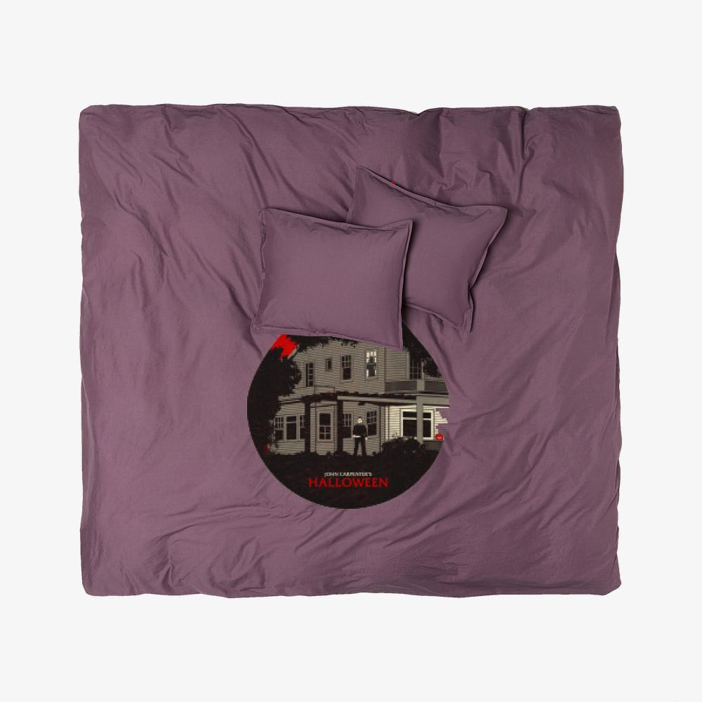 Halloween, Horror Film Duvet Cover Set