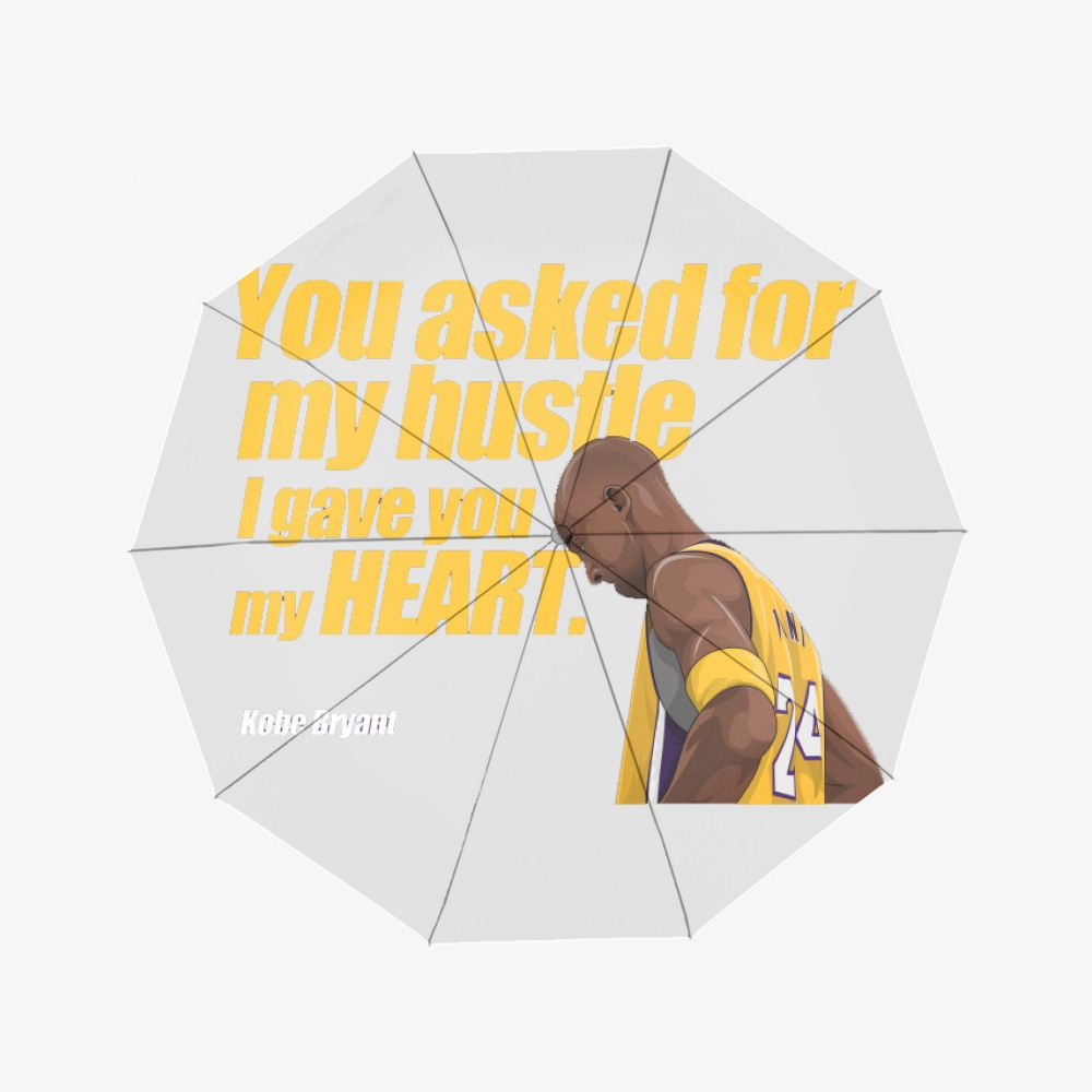 My Hustle, Kobe Bryant Classic Umbrella