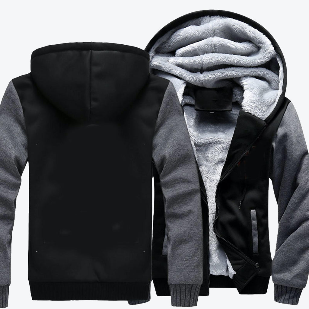 Customizable Fleece Jacket