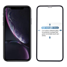 Load image into Gallery viewer, Tremolite Edge To Edge Tempered Glass For Apple iPhone XR