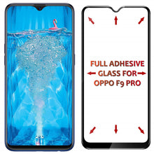 Load image into Gallery viewer, Tremolite Edge To Edge Tempered Glass For Oppo F9 Pro