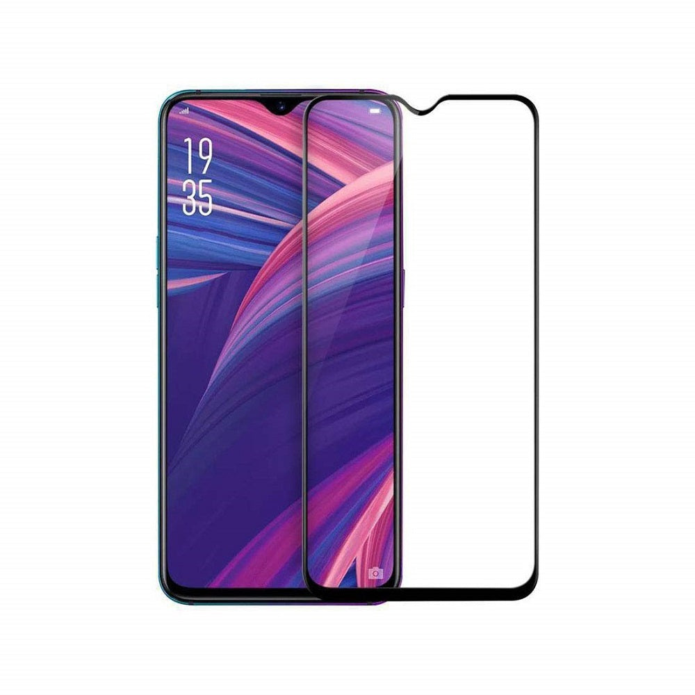 Tremolite Edge To Edge Tempered Glass For Oppo R17 Pro