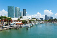 Load image into Gallery viewer, Miami City Boat Tour plus a FREE Bicycle Rental in South Beach