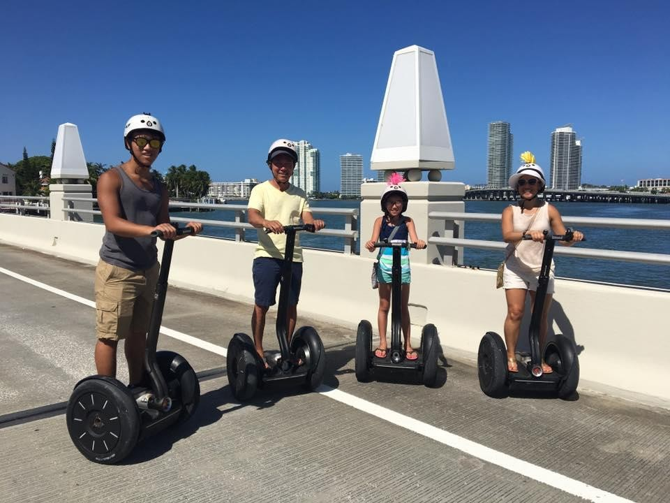 South Beach Segway Tour at Sunrise