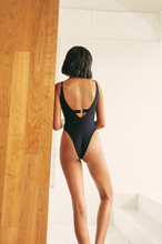 Load image into Gallery viewer, MACARENA BODYSUIT BLACK