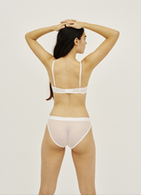 Load image into Gallery viewer, MILK BRA WHITE