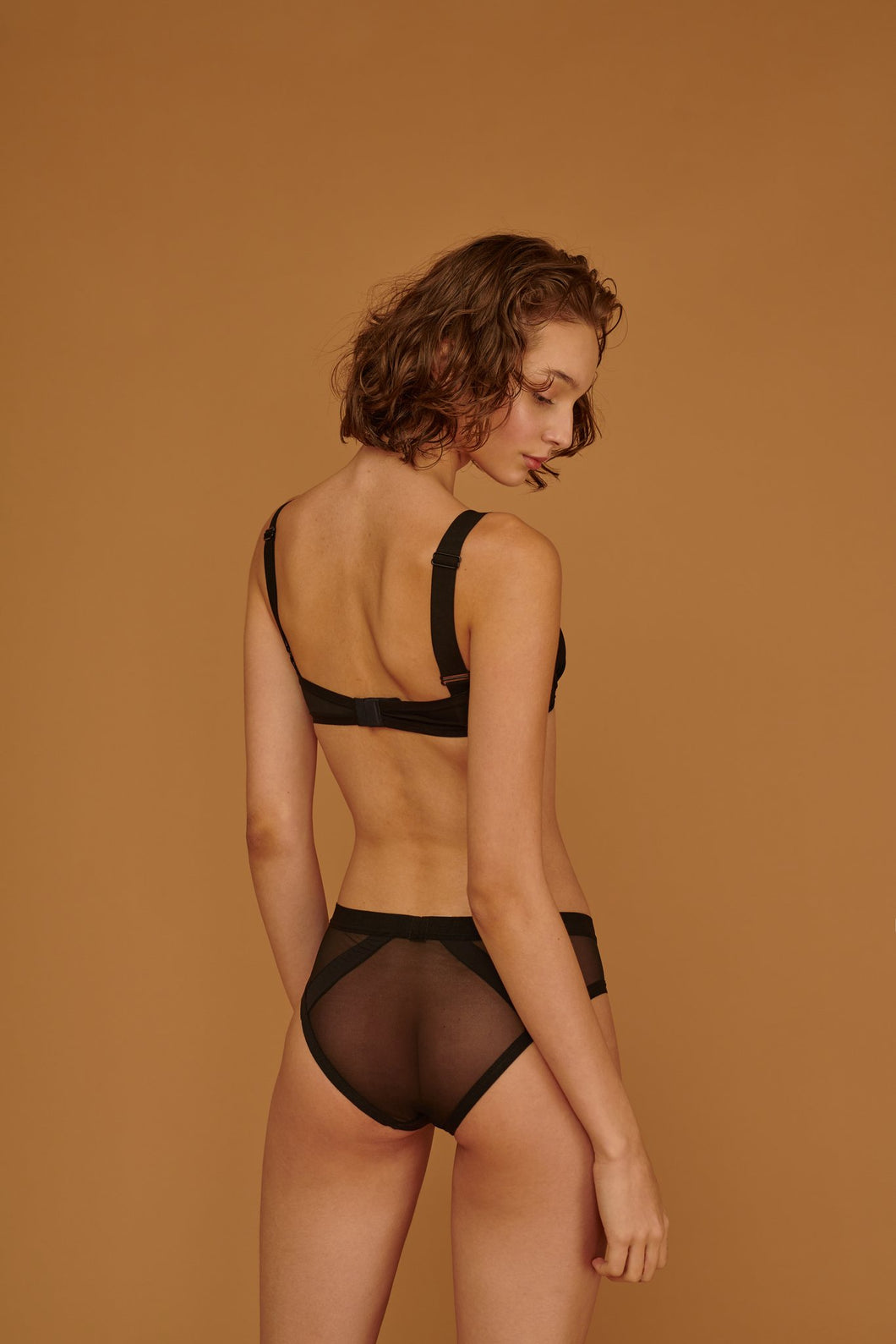 DONNA BRIEF BLACK