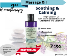 Load image into Gallery viewer, VCO Aromatherapy Massage Oils