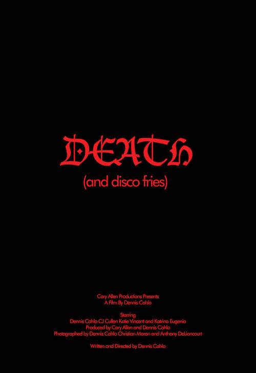 Death & Disco Fries