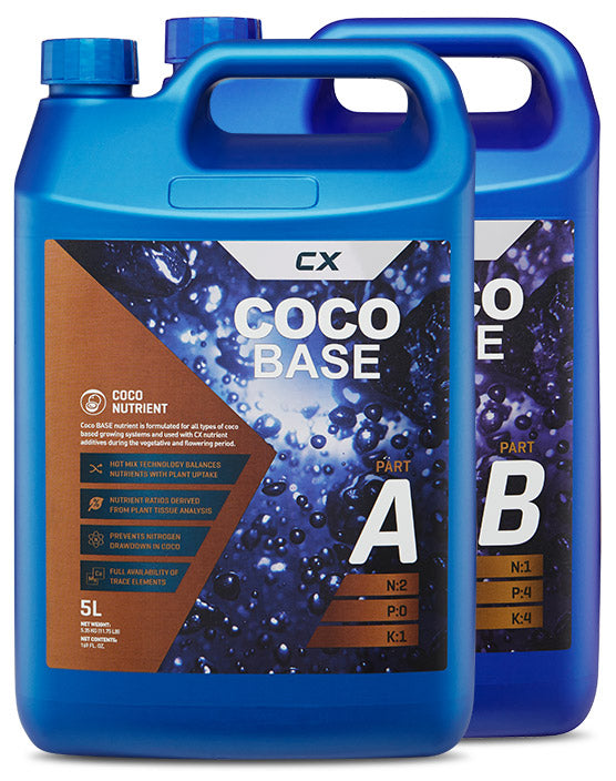 CX Horticulture Coco Base A & B
