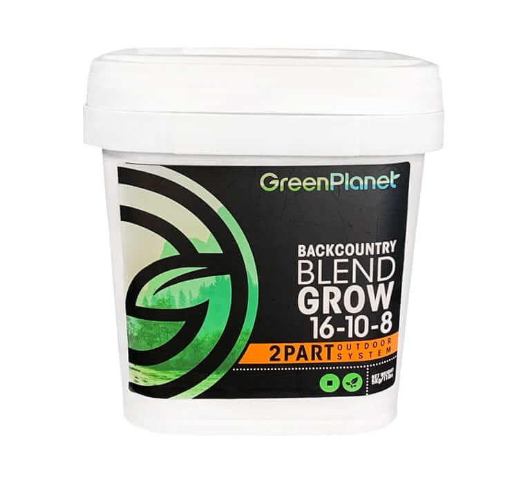 Green Planet Nutrients Back Country Blend