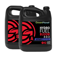 Load image into Gallery viewer, Green Planet Nutrients Hydro Fuel Bloom A & B