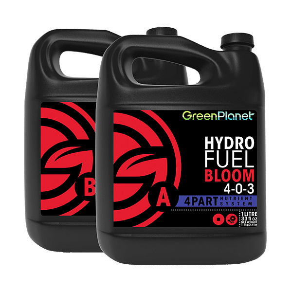 Green Planet Nutrients Hydro Fuel Bloom A & B