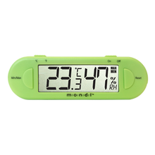 Load image into Gallery viewer, Mondi Mini Greenhouse Thermo-Hygrometer