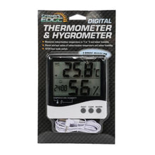 Load image into Gallery viewer, Grower's Edge Digital Thermometer & Hygrometer