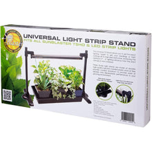 Load image into Gallery viewer, SunBlaster Universal Strip Light Stand