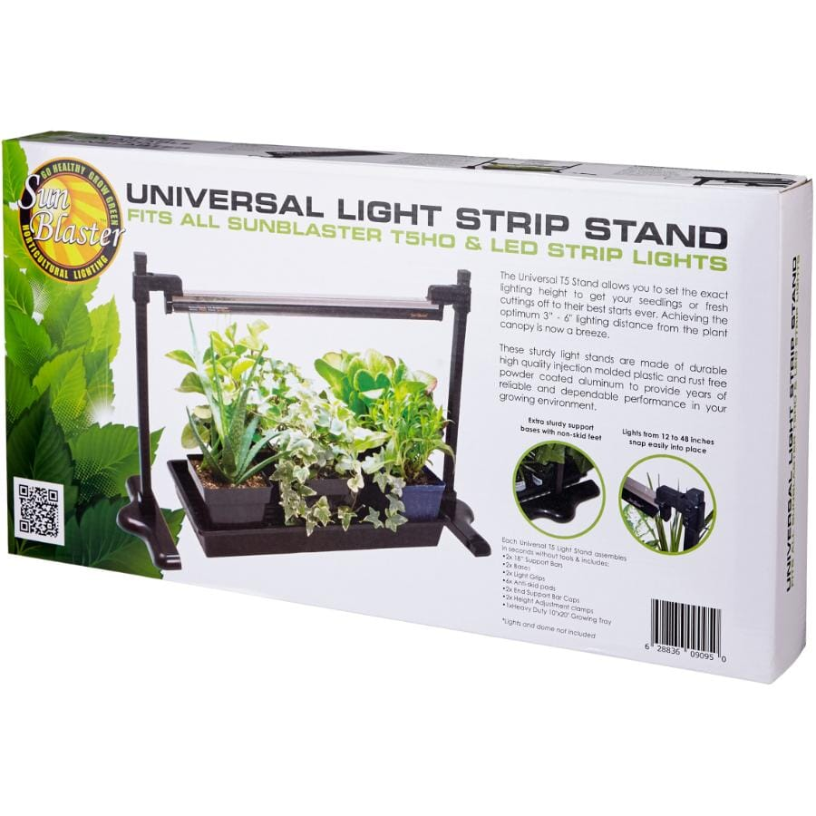 SunBlaster Universal Strip Light Stand